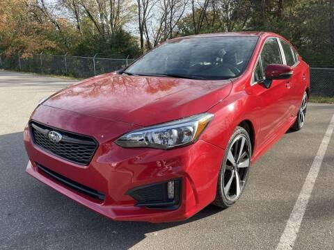2019 Subaru Impreza for sale at Ace Auto in Jordan MN