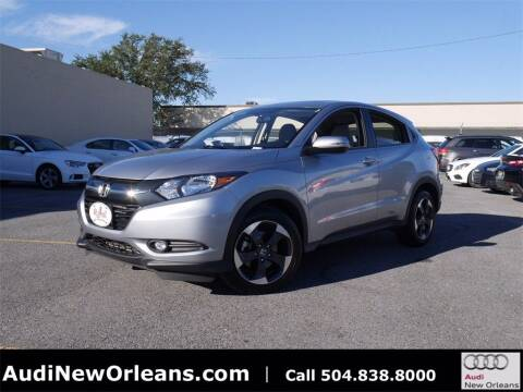 2018 Honda HR-V for sale at Metairie Preowned Superstore in Metairie LA
