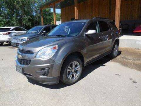 2012 Chevrolet Equinox for sale at Pro Auto Sales and Service in Ortonville MN