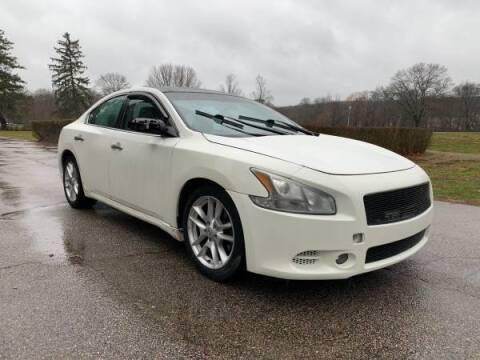 2010 Nissan Maxima for sale at 100% Auto Wholesalers in Attleboro MA