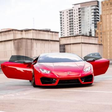 2016 Lamborghini Huracan for sale at Team X-TREME in Houston TX