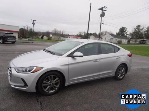 2017 Hyundai Elantra for sale at DUNCAN SUZUKI in Pulaski VA