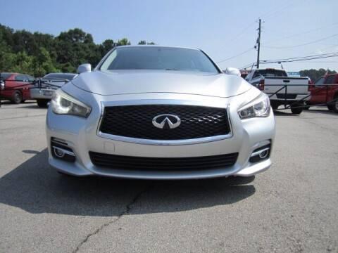 2014 Infiniti Q50 for sale at Atlanta Luxury Motors Inc. in Buford GA