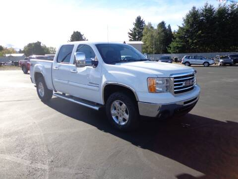 2011 GMC Sierra 1500 for sale at New Deal Used Cars in Spokane Valley WA