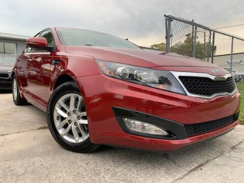 2012 Kia Optima for sale at FLORIDA MIDO MOTORS INC in Tampa FL