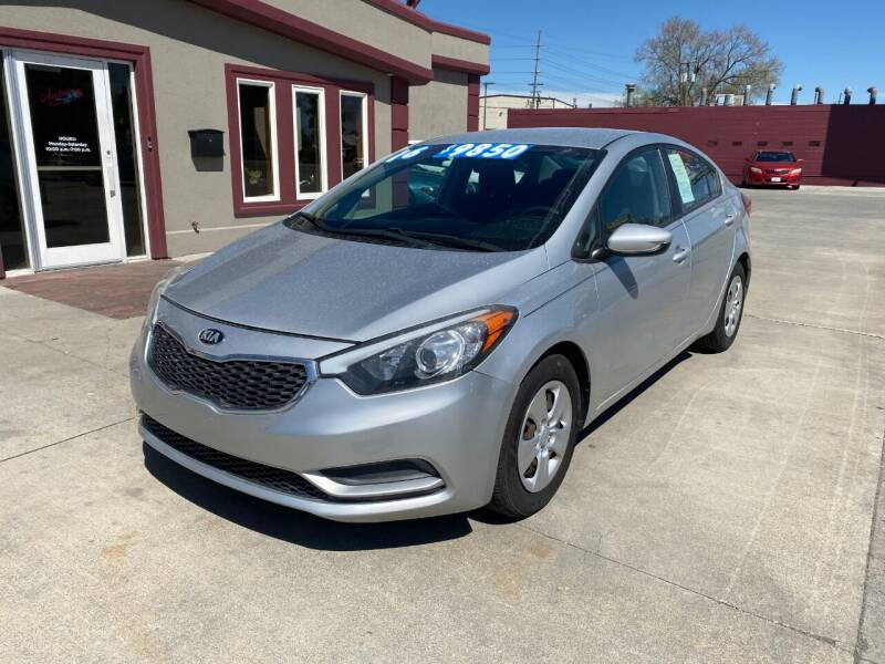 2016 Kia Forte for sale at Sexton's Car Collection Inc in Idaho Falls ID