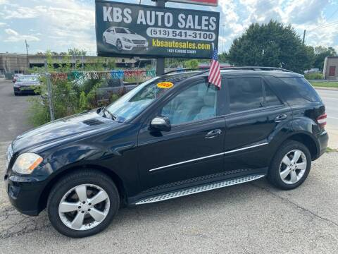 2009 Mercedes-Benz M-Class for sale at KBS Auto Sales in Cincinnati OH