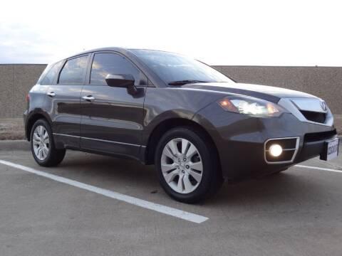 2011 Acura RDX for sale at 123 Car 2 Go LLC in Dallas TX