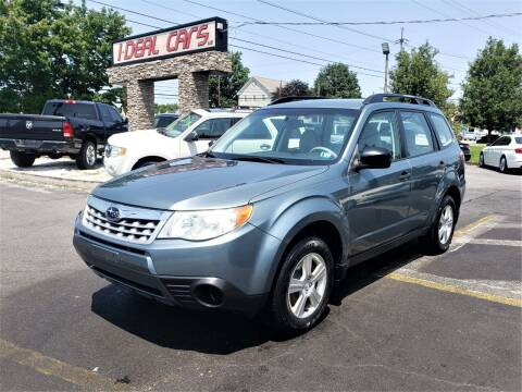 2011 Subaru Forester for sale at I-DEAL CARS in Camp Hill PA