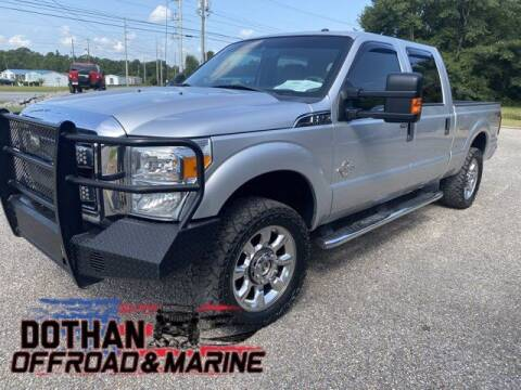 2015 Ford F-250 Super Duty for sale at Dothan OffRoad And Marine in Dothan AL