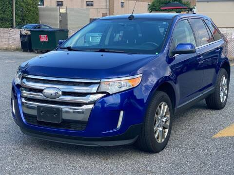 2014 Ford Edge for sale at MAGIC AUTO SALES - Magic Auto Prestige in South Hackensack NJ