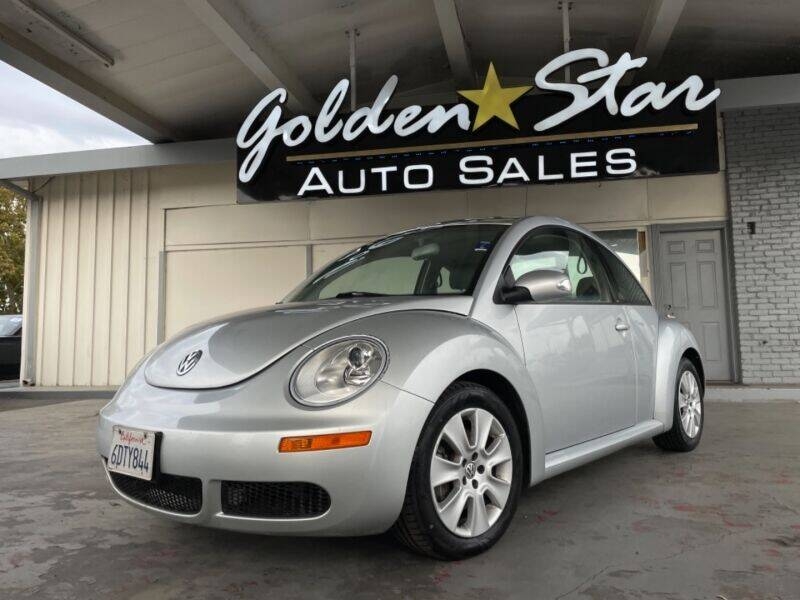 2008 Volkswagen New Beetle for sale at Golden Star Auto Sales in Sacramento CA