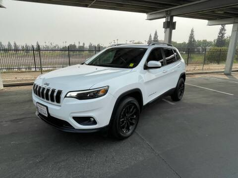 2019 Jeep Cherokee for sale at Autodealz of Fresno in Fresno CA