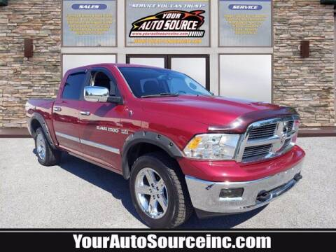 2012 RAM Ram Pickup 1500 for sale at Your Auto Source in York PA