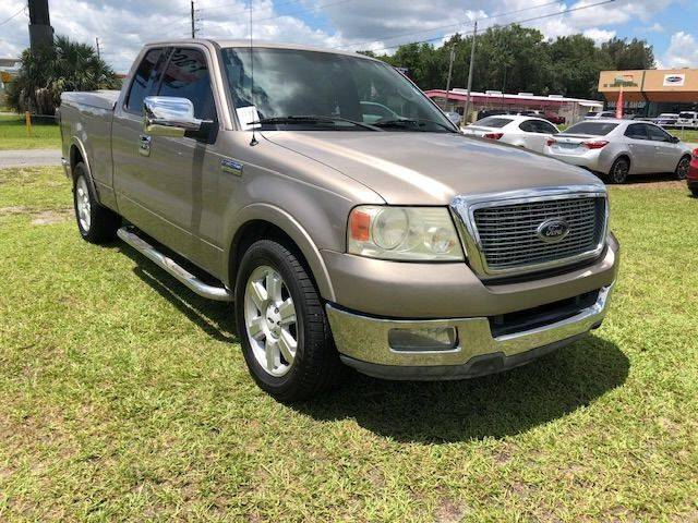 2004 Ford F-150 for sale at Unique Motor Sport Sales in Kissimmee FL