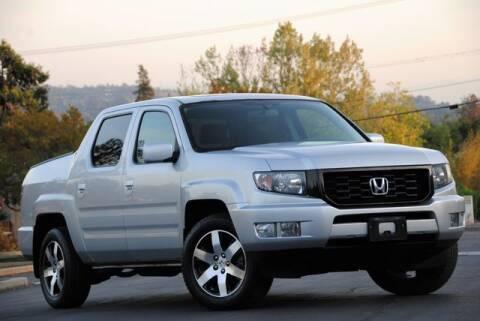 2014 Honda Ridgeline for sale at VSTAR in Walnut Creek CA