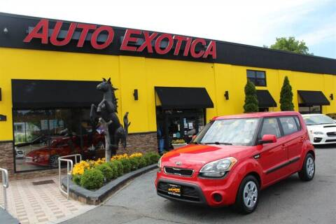 2013 Kia Soul for sale at Auto Exotica in Red Bank NJ