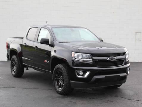 2019 Chevrolet Colorado for sale at Ed Koehn Chevrolet in Rockford MI