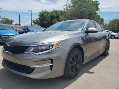 2016 Kia Optima for sale at Star Autogroup, LLC in Grand Prairie TX