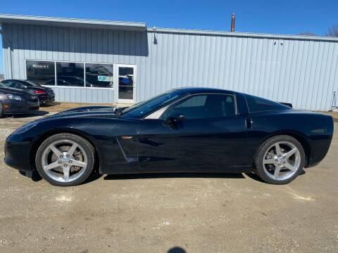 2010 Chevrolet Corvette for sale at Sam Buys in Beaver Dam WI