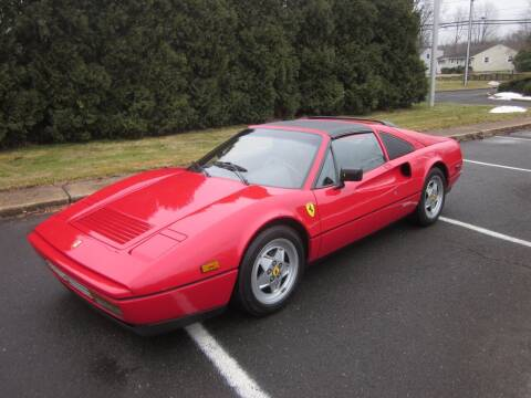 1989 Ferrari 328 GTS for sale at ENFIELD STREET AUTO SALES in Enfield CT