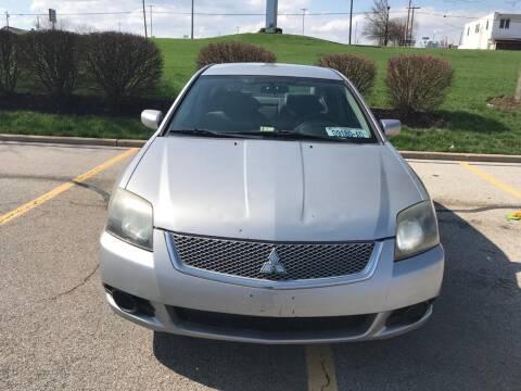 2010 Mitsubishi Galant for sale at Auto Nova in Saint Louis MO