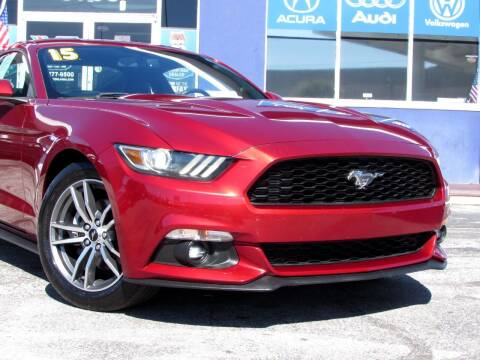2015 Ford Mustang for sale at Orlando Auto Connect in Orlando FL