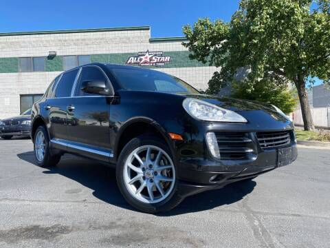 2008 Porsche Cayenne for sale at All-Star Auto Brokers in Layton UT