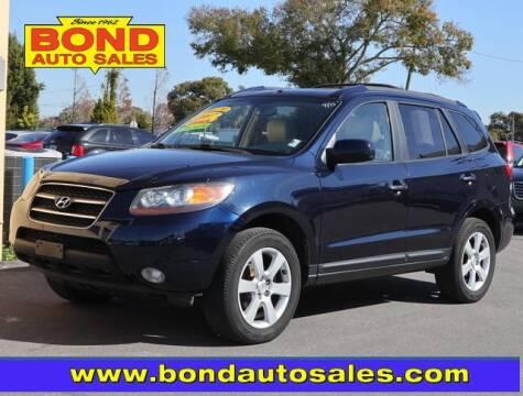 2007 Hyundai Santa Fe for sale at Bond Auto Sales in St Petersburg FL