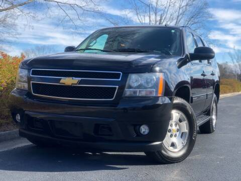 2012 Chevrolet Tahoe for sale at William D Auto Sales in Norcross GA