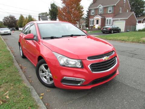 2016 Chevrolet Cruze Limited for sale at K & S Motors Corp in Linden NJ