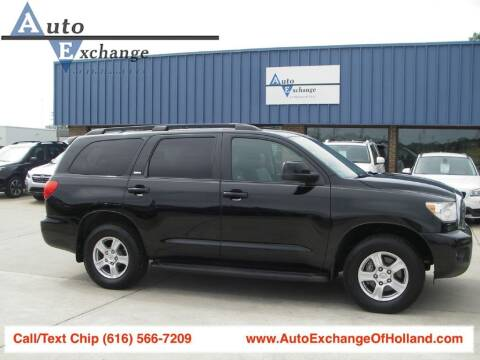 2011 Toyota Sequoia for sale at Auto Exchange Of Holland in Holland MI