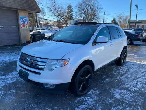 2010 Ford Edge for sale at Billy Auto Sales in Redford MI