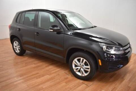 2013 Volkswagen Tiguan for sale at Paris Motors Inc in Grand Rapids MI