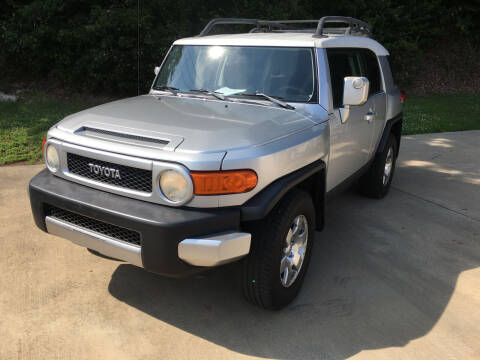 2007 Toyota FJ Cruiser for sale at Tim Harrold Auto Sales in Wilkesboro NC