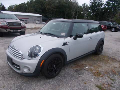 2014 MINI Clubman for sale at Manchester Motorsports in Goffstown NH