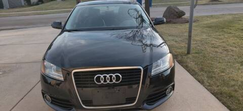 2012 Audi A3 for sale at Nationwide Auto Group in Melrose Park IL