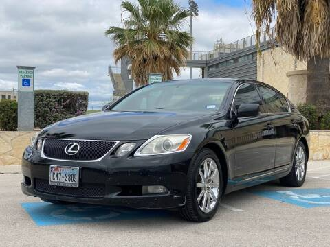 2006 Lexus GS 300 for sale at Motorcars Group Management - Bud Johnson Motor Co in San Antonio TX