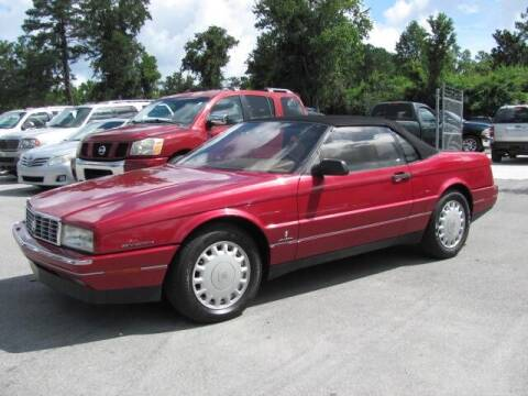 1993 Cadillac Allante for sale at Pure 1 Auto in New Bern NC