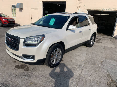 2014 GMC Acadia for sale at PAPERLAND MOTORS - Fresh Inventory in Green Bay WI