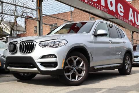 2021 BMW X3 for sale at HILLSIDE AUTO MALL INC in Jamaica NY