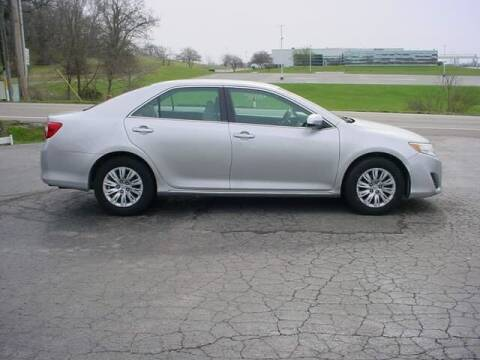 2014 Toyota Camry for sale at Westview Motors in Hillsboro OH