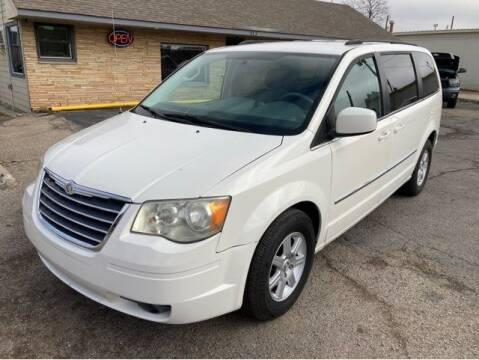 2010 Chrysler Town and Country for sale at Sunshine Motors in Bartlesville OK