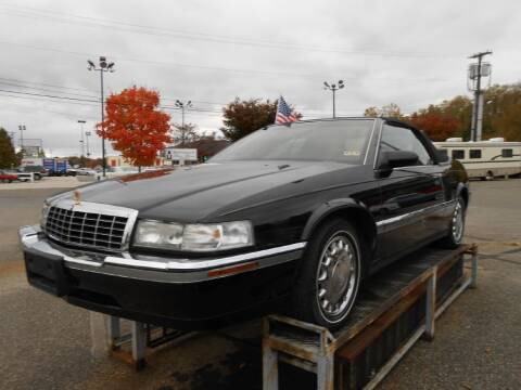1994 Cadillac Eldorado for sale at Black Tie Classics in Stratford NJ
