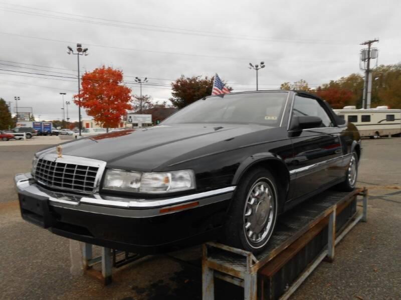 1994 Cadillac Eldorado for sale at Black Tie Classics in Stratford NJ