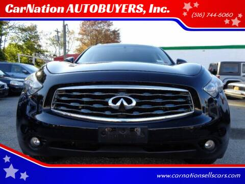 2009 Infiniti FX35 for sale at CarNation AUTOBUYERS, Inc. in Rockville Centre NY