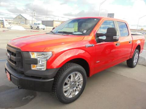 2016 Ford F-150 for sale at KICK KARS in Scottsbluff NE