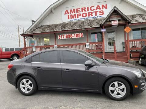2016 Chevrolet Cruze Limited for sale at American Imports INC in Indianapolis IN