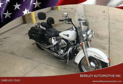 2004 Harley-Davidson FLSTCI Heritage Classic for sale at Berkley Automotive Inc. in Berkley MI