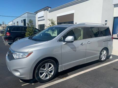 2012 Nissan Quest for sale at Bay City Autosales in Tampa FL